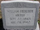William Frederick Aberly