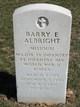 Profile photo: Maj Barry E Albright