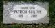 """Mary Patricia """"Pat"""" <I>Wilson</I> Guilfoy"""