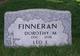 Dorothy M Finneran