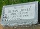 Profile photo:  Lillian Jones
