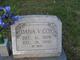 Dana V. <I>Burd</I> Cox