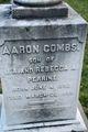 Profile photo:  Aaron Combs Perrine
