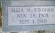 Eliza Magdelene <I>Williams</I> Windham