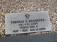 Thomas E Barnette