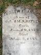 Andrew Franklin Cathey