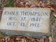 John S Thompson