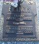 Profile photo:  Mabel <I>Hall</I> Francis