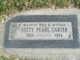Profile photo:  Betty Pearl <I>Wilhelm</I> Carter