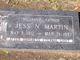 Jess Norman Martin