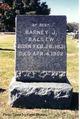 "Barnabas J ""Barney"" Ballew"