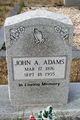 John Alvin Adams