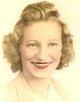 Mary Margaret <I>Adams</I> Binkley