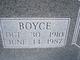 Boyce Wallace