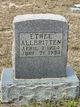 Ethel Allbritten