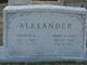 Charlie Alvin Alexander