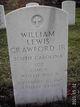William Lewis Crawford, Jr