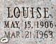 Louise M Kobusch
