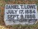 Profile photo:  Daniel T Lowe