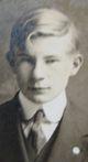 Profile photo:  Percy Elwood Frederic