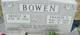 Francis Abbie <I>Smith</I> Bowen