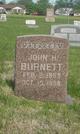 John Henry Burnett, Sr