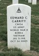 CWO Edward Carlton Garrity