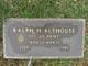 Profile photo:  Ralph H Althouse