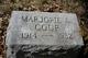 Marjorie L Coup