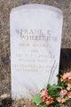 Frank E Wheeler