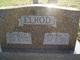 Viola Faith <I>Hardin</I> Elrod