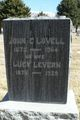 Lucy Levern <I>Broadhead</I> Lovell