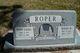 Erma <I>Lovell</I> Roper