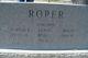 Vernon B Roper
