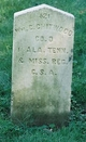 Pvt William C. Chitwood