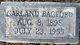 Garland Bagford