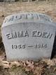 Emma <I>Smith</I> Eden