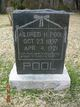 Profile photo:  Aildred H Pool