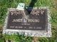 Janet Lee <I>Tucker</I> Young