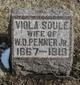 Viola <I>Soule</I> Penner