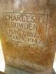 Charles E. Bowden