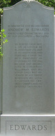 Andrew Jackson Edwards Cemetery