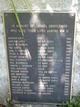 Profile photo:  Carmel CA WWII Memorial