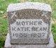 "Profile photo:  Catherine Hibernia ""Katie"" <I>Walsh</I> Bean"
