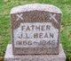 Profile photo:  John Larkin Bean, Sr