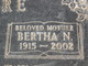 Bertha N. Moore