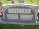 Profile photo:  Annie Violet <I>Barnwell</I> Tollett