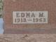 Edna M Ditto