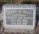 Lieut Henry Willets Hoyt