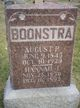 Profile photo:  August P Boonstra